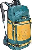 evoc FR PRO 20l, Protector Rucksack, Petrol-Loam, XL