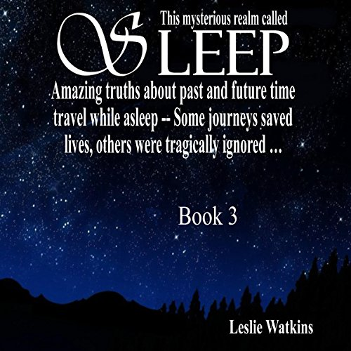 This Mysterious Realm Called Sleep: Book 3 cover art