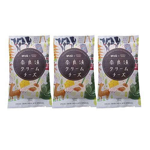 芳醇な香り 奈良漬クリームチーズ 3個セット〔75g×3〕