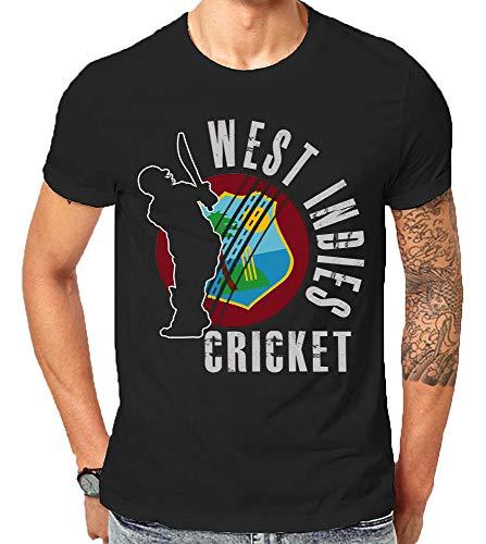 Scralandore Design West Indies Cricket World Teams Cup England & Gales 2019 Playeras de Apoyo
