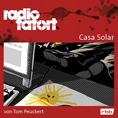 Casa Solar audiobook cover art