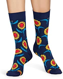 Happy Socks Sunflower Sock Calcetines para Hombre