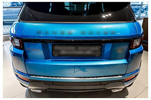 tuning-art L121 Edelstahl Ladekantenschutz 5 Jahre Garantie Fahrzeugspezifisch