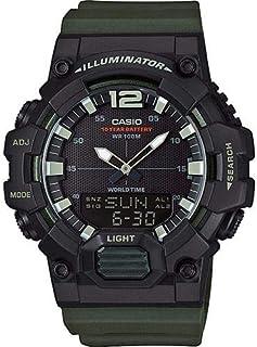 CASIO ANALOG-DIGITAL COMBINATION WATCH HDC-700-3AV