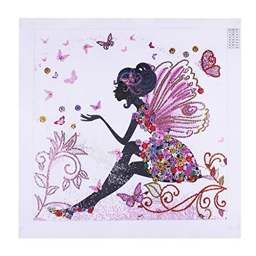 5D DIY Diamond Painting Pictures Large, Full Drill For Adults And Children, Crystal Rhinestone Embroidery Painting Kits, Decoration For Home Wall