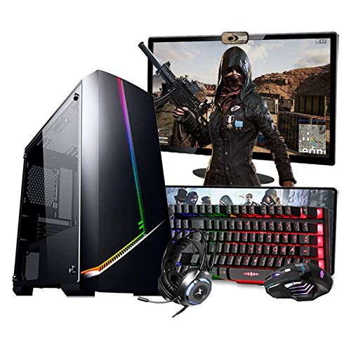 Pc Gamer Bravus Intel i7 GTX 1650 4GB 16GB Hd 1TB SSD 120GB Wi-fi