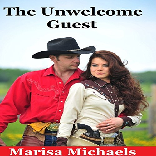 The Unwelcome Guest audiobook cover art