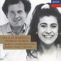 Cecilia Bartoli - The Impatient Lover (Italian Songs by Beethoven, Schubert, Mozart, Haydn) (2001-12-21)
