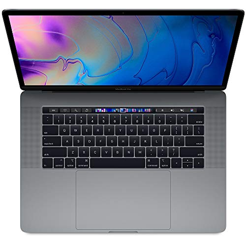Apple MacBook Pro (15 Inch Z0V10001W: 2.9GHz 6-core 8th-Gen i9, 1TB,...