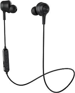 Wireless Headphones Bluetooth 5.0 Earbuds Wireless Earbuds Stereo Bass Magnetic Bluetooth Headphones with Microphone CVC 6.0 Earphones Lightweight Earbuds IPX6 Waterproof for Running