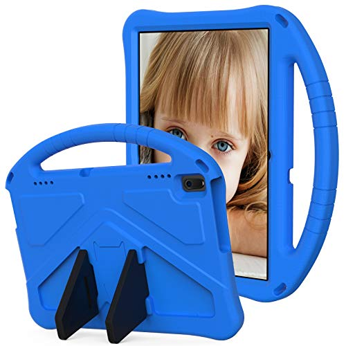 Tablet PC Bag Per Bambini Tab per Lenovo Tab E10 TB-X104F, per Lenovo Tab 4 10 TB-X304F / N Caso, per cassa da 10 Plus TB-X704F / N / L / V, per bambini EVA antiurto antiurto a disoccupazione tablet s