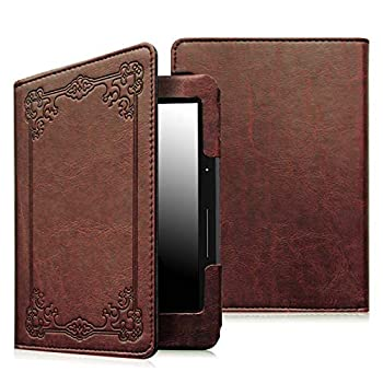 Fintie Folio Case for Kindle Paperwhite - Fits All Paperwhite Generations Prior to 2018  Not Fit All-New Paperwhite 10th Gen  Vintage Antique Bronze