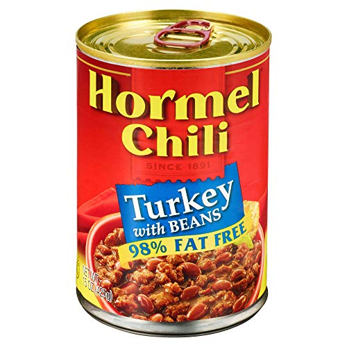 Hormel Chili, Turkey with Beans, 15 oz