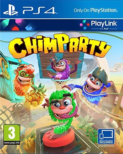 Chimparty Jeu PS4 - Playlink