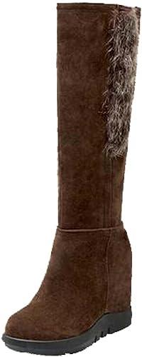 2016 Herbst und Winter Europa und Amerika barrelled Schneeschuhe Damen Stiefel
