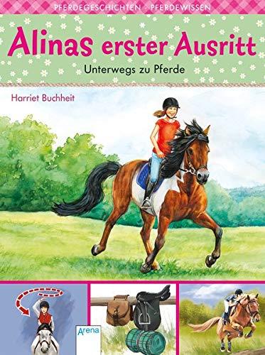 Alinas erster Ausritt (4). Unterwegs zu Pferde