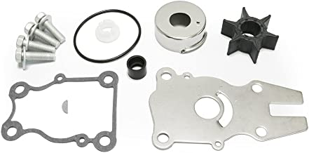 Full Power Plus Yamaha 40HP 50HP 60HP Outboard Water Pump Repair Kit Impeller Replacement 63D-W0078-01 Sierra 18-3434