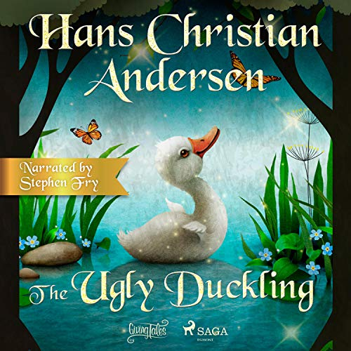 The Ugly Duckling Audiobook By Hans Christian Andersen cover art