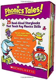 Phonics Tales!: 25 Read-Aloud Storybooks That Teach Key Phonics Skills