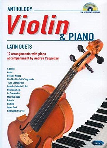 Latin Duets for Violin & Piano. Für Violine, Klavier