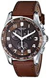 Best Swiss Watches For Men - Victorinox Men's 241653 Classic Stainless Steel Watch Review