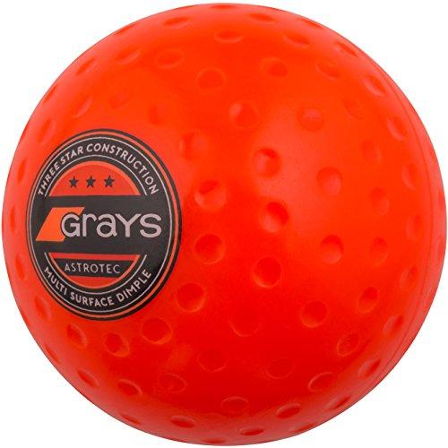 GRAYS AstroTec, Kugel Hockey mittlere Ebene, Orange, L