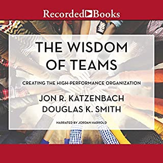 The Wisdom of Teams cover art
