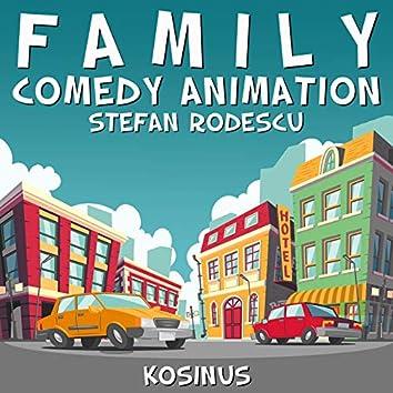 Family Comedy Animation
