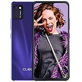 CUBOT Note 7 - Smartphone Android sin contrato, 3 cámaras, pantalla de 5,5 pulgadas, 16 GB/2 GB de RAM, Dual SIM, teléfono móvil 4G, versión alemana (azul)