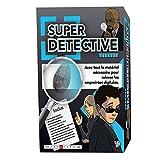 Megagic - DET1 - Jeu Éducatif - Coffret de Detective