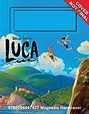 Disney Pixar: Luca (Magnetic Hardcover)