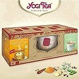 Yogi Tea Yogi Tea Geschenk-Set: 1x Tasse, 2x Tee