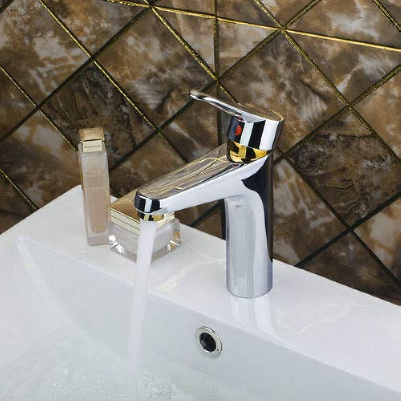 Decorry E-pak 0 Hot & Cold Wasser Wasserhahn Becken Torneira Chrom BrassFaucet 97139 Bad Becken Waschbecken Mischbatterie
