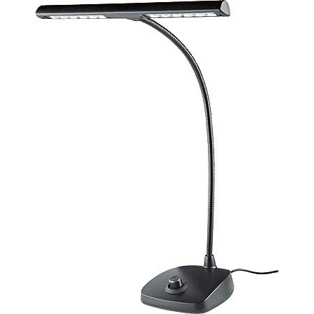 Konig & Meyer Lampe piano LED secteur lum réglable - 12298