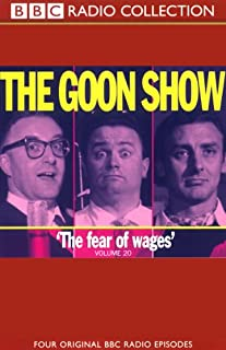 The Goon Show, Volume 20 cover art