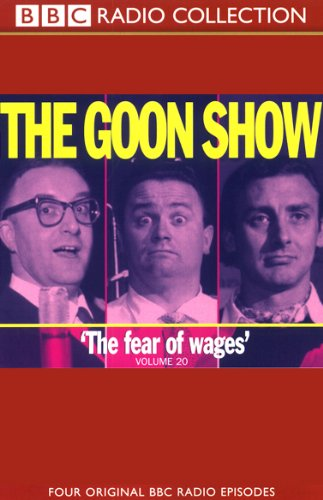 The Goon Show, Volume 20 audiobook cover art