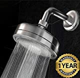 PureAction Shower Head Filter for Hard Water - Removes...
