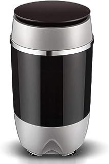 ホームミニポータブル洗濯機スピンドライヤー8.8ポンド容量、子供服洗濯機IPX4レベル防水、旅行寮アパートキャラバン用