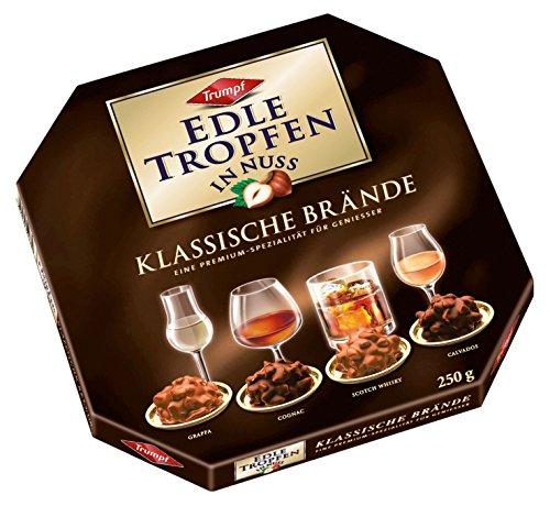 Trumpf Edle Tropfen in Nuss Klassische Brnde, 6er Pack (6 x 250 g)