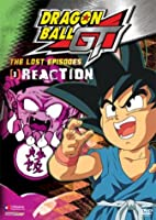 Dragon Ball Gt 1: Lost Episodes - Reaction [DVD] [Import]