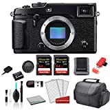 FUJIFILM X-Pro2 Mirrorless Digital Camera Body Only - Kit with 2X 64GB Memory Cards + More