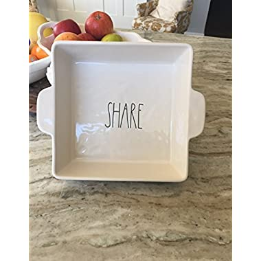 Rae Dunn Baking Dish Share