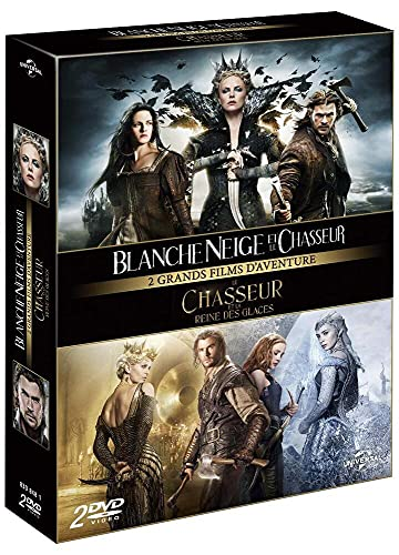 Blanche Neige Chasseur et la Reine des Glaces