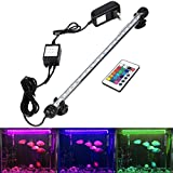 GreenSun LED Lighting 38cm LED Aquarium Light, Fish Tank Light with Remote Control