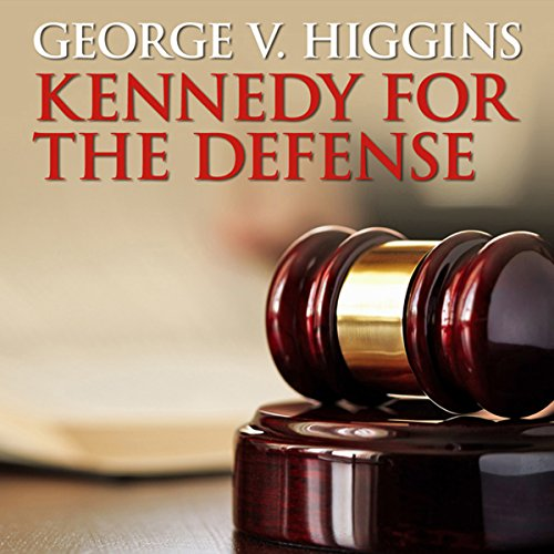 Kennedy for the Defense cover art