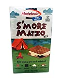 S'mores Matzo Kit! Kosher for Passover! Everything You Need Included! Mini Matzo! Chocolate! Marshmallow! Kids Create...