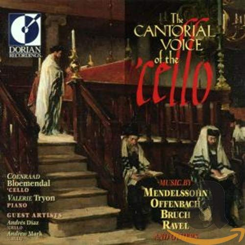 Bloemendal/Tryon - Cantoral Voice Of The Cello