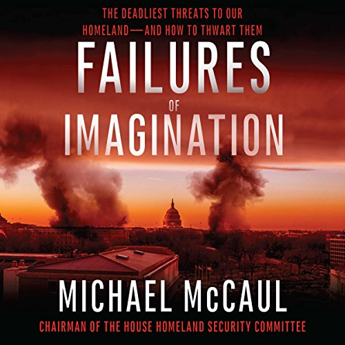 Failures of Imagination audiobook cover art