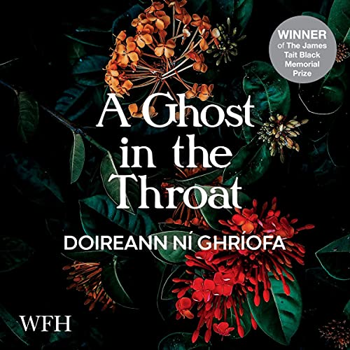 Couverture de A Ghost in the Throat