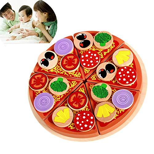 Speelhuis Keuken Speelgoed Kind Houten Snijden Fruit Groente Keuken Eten Educatief Speelgoed Voor Kinderen Vanaf 3 Jaar Perfecte Kerstcadeau